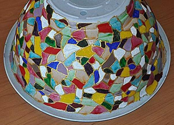 Мозаика своими руками акрил