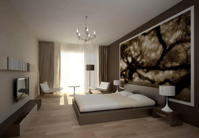 Интерьер комнаты своими руками