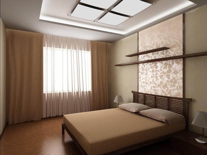 Бюджетный ремонт в спальне своими руками