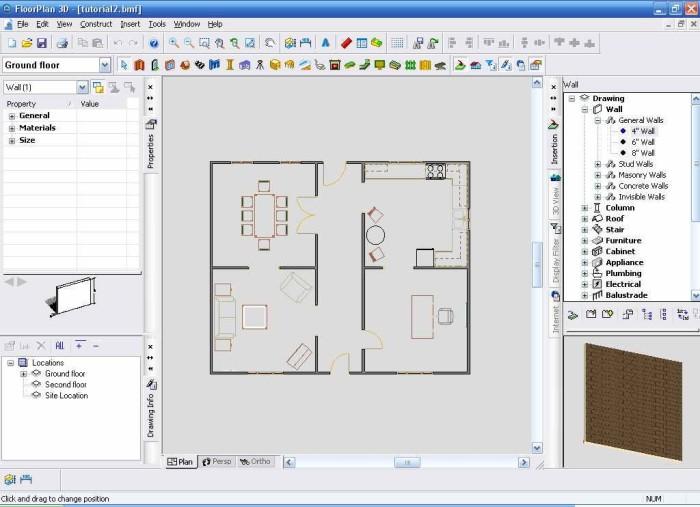 Скачать FloorPlan 3D 12 бесплатно для Windows