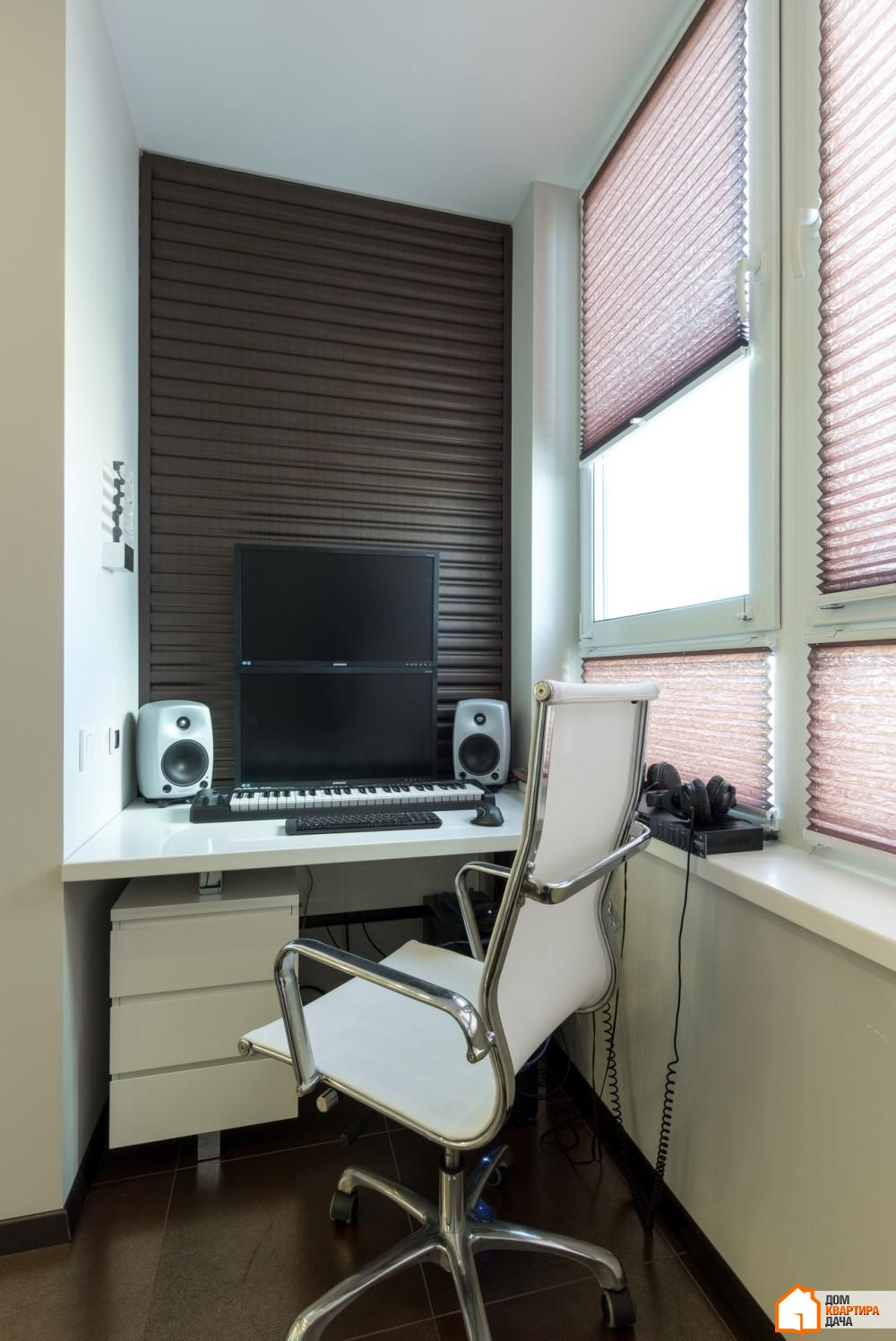 Офис - фотографии интерьера, фото дизайна интерьеров.