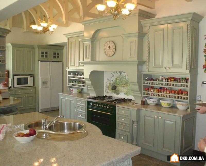 modern victorian kitchen - 800×646