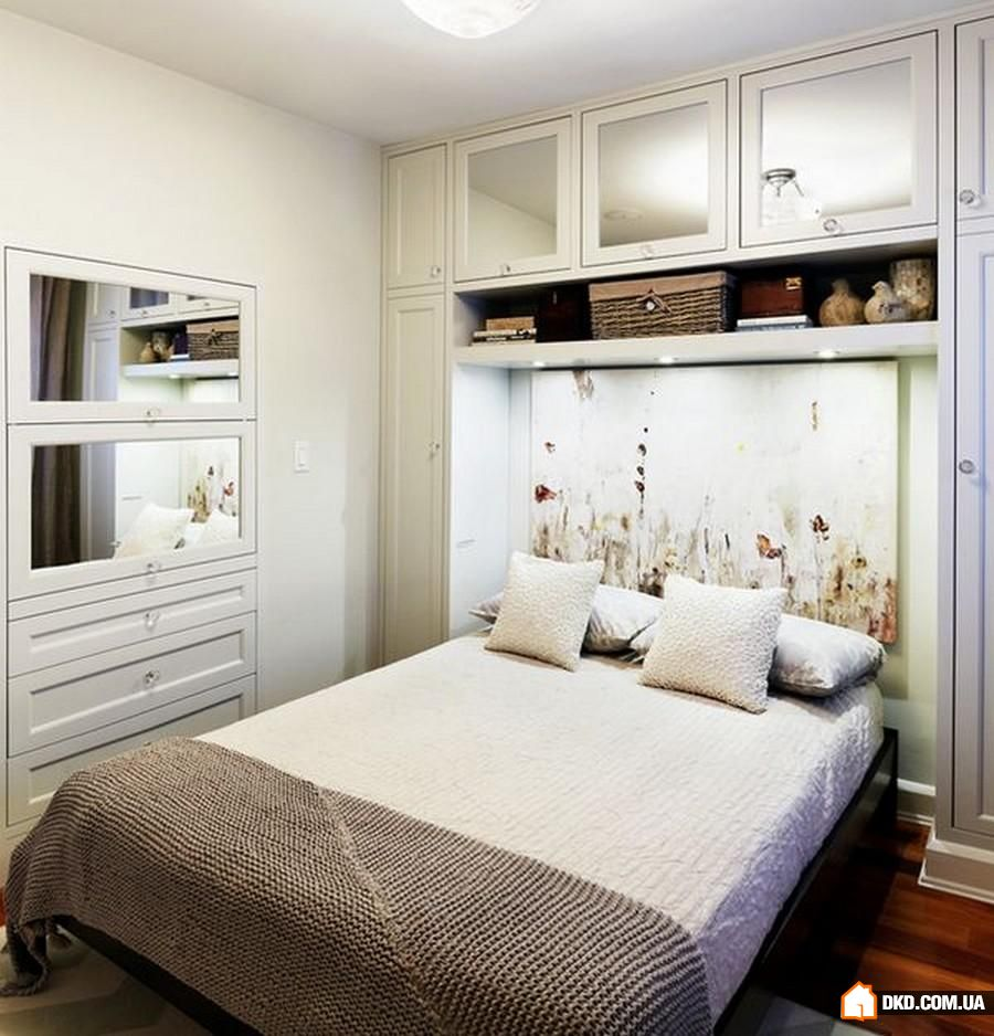 25 decorating tips for small bedrooms with wardrobes  msncom