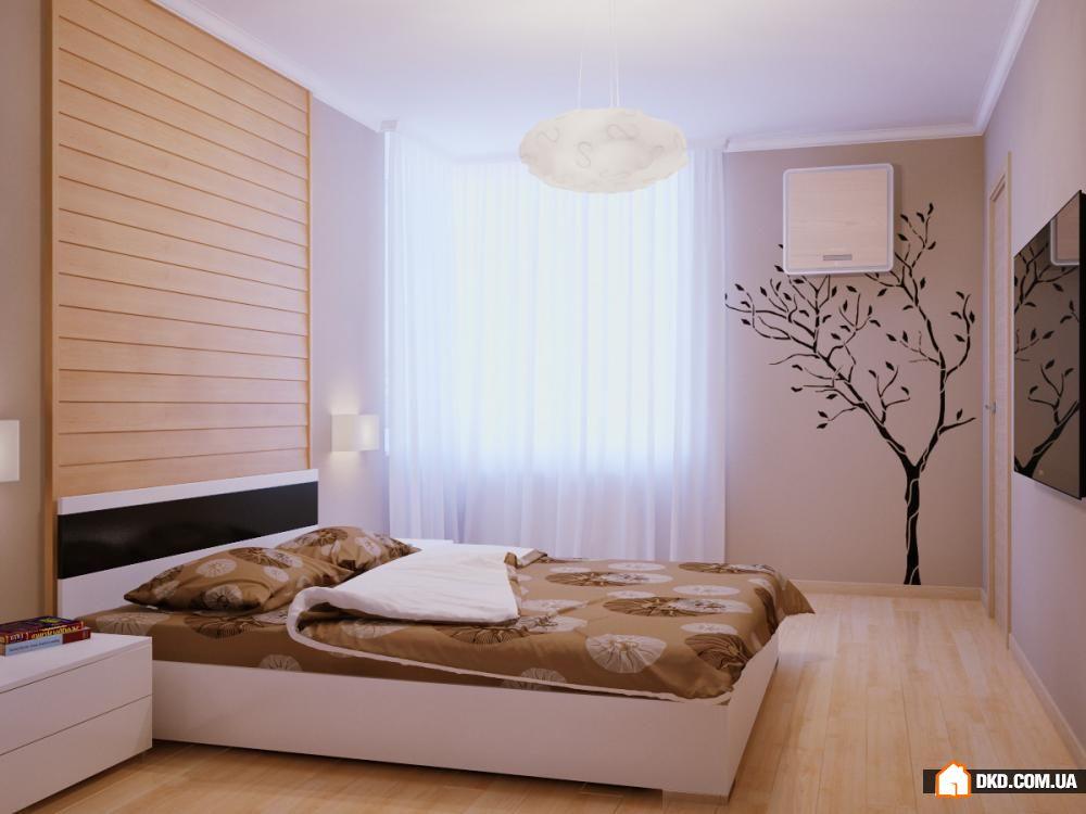 Сделать ремонт спальне