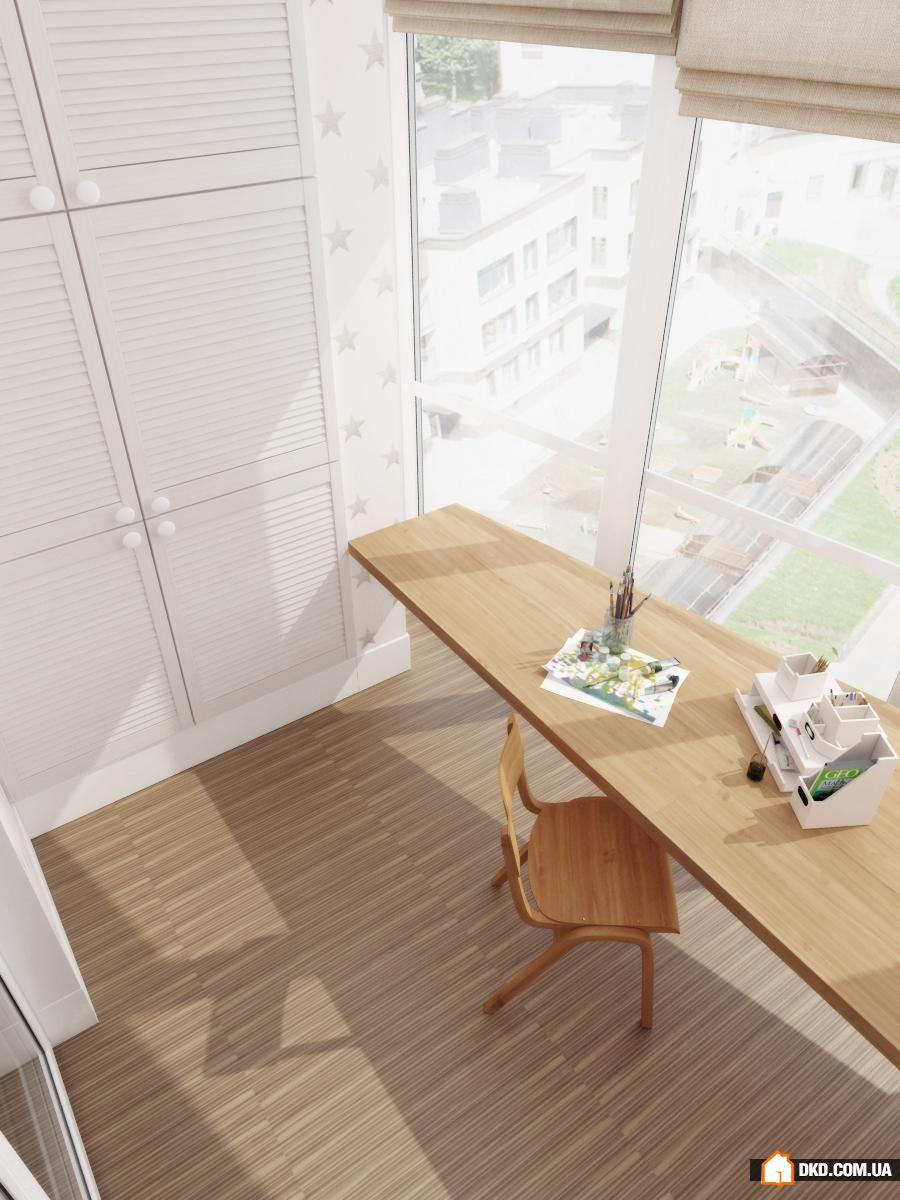 Как обустроить балкон: вашему вниманию 3 варианта.