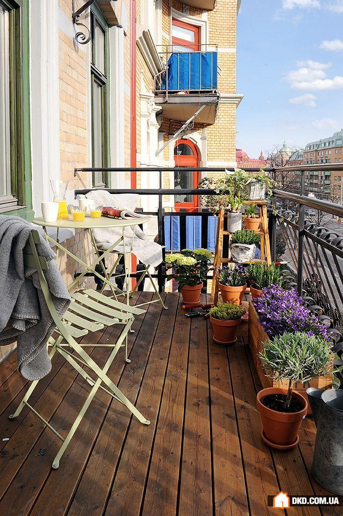 31 творческая и простая идея летнего декора балкона pro hand.