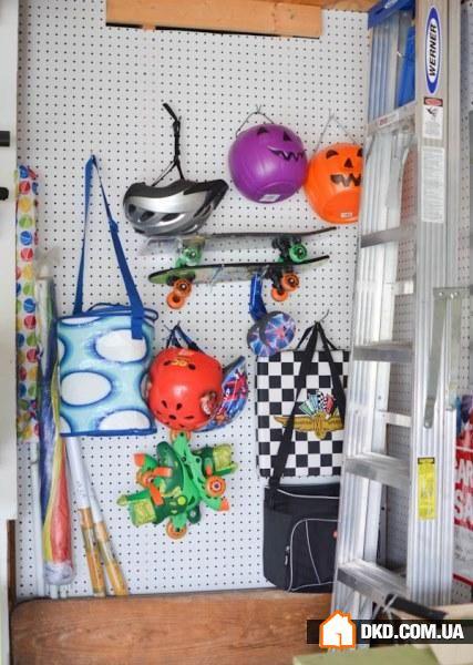 Хранение ключей в гараже 4