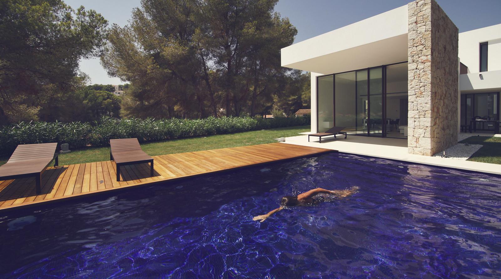 Дом в испании на берегу моря