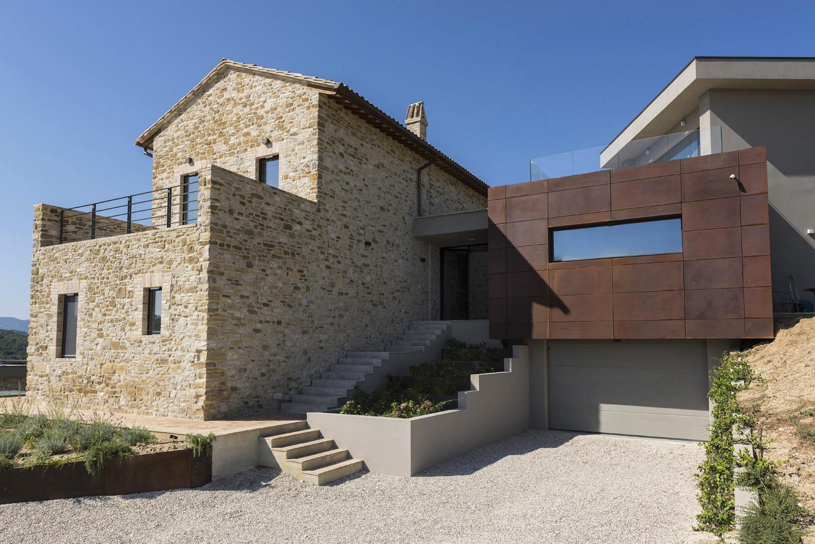 Сельские дома италии