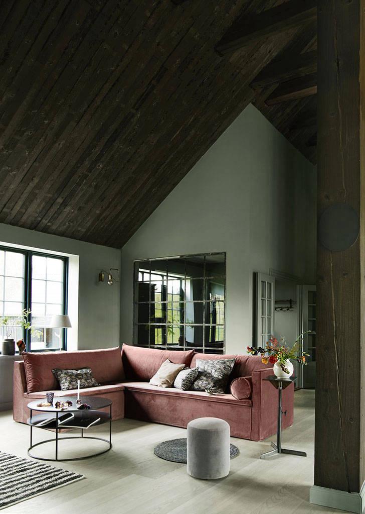 Скандинавский домик у озера — коллекция Lake от Tine K Home