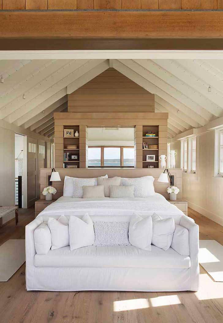 Потрясающий дом на пляже в США