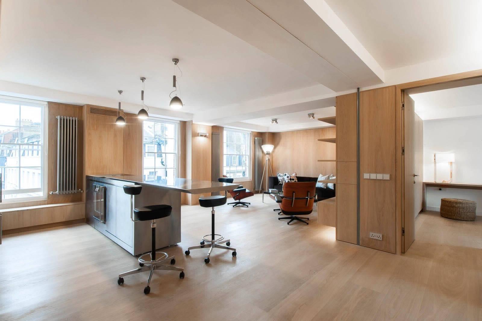 Апартаменты в сердце Лондона