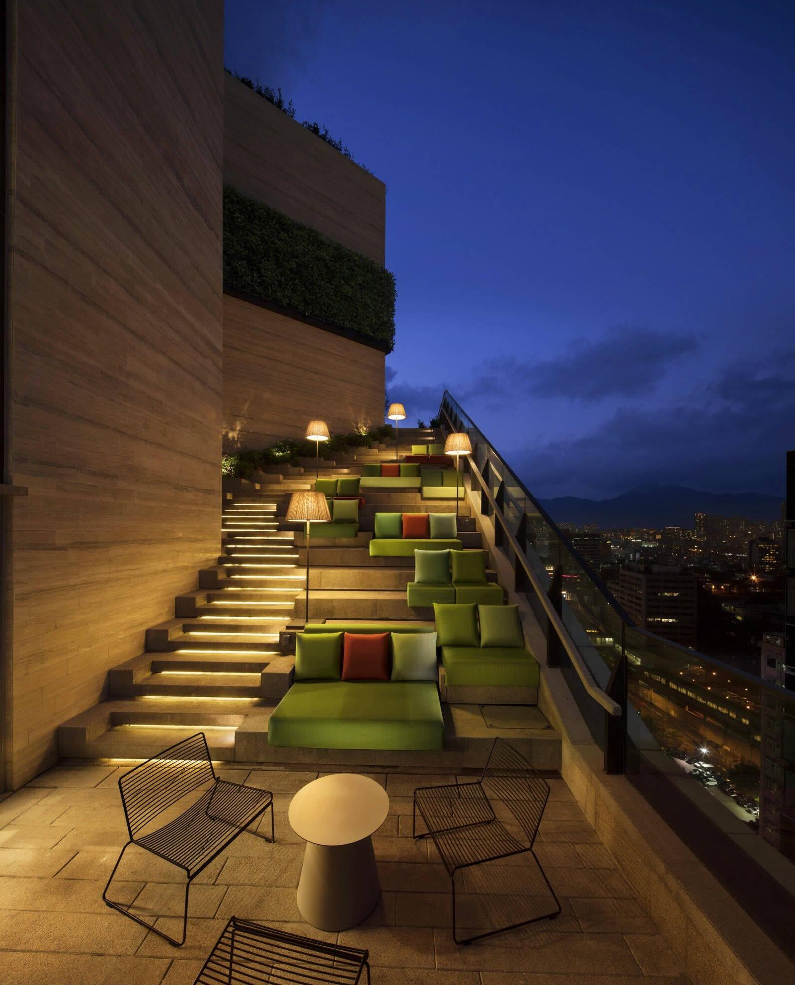 Клубный дом в Гонконге
