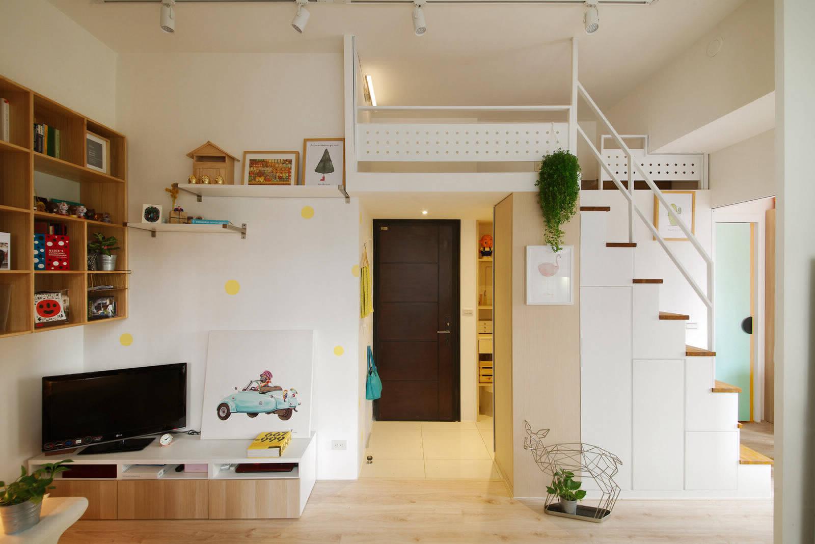 Очаровательная маленькая квартира на Тайване
