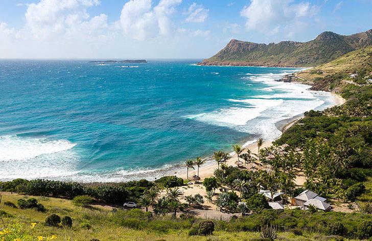 Райский отель Le Toiny на Карибах