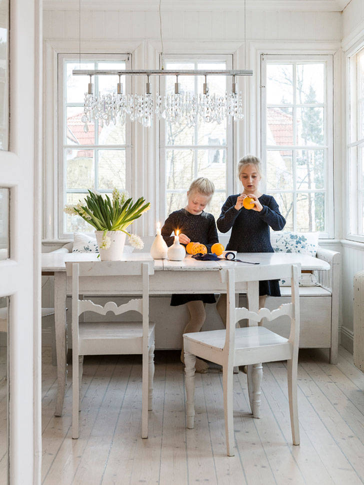 Скандинавский уют во всей красоте: дом для семьи в Швеции