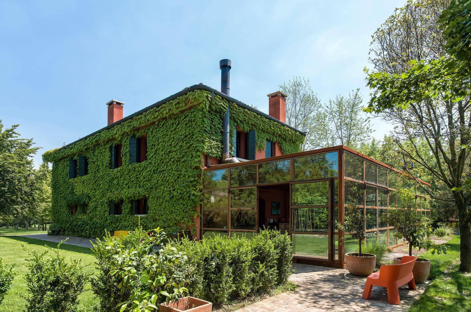 Расширение деревенского дома в Италии