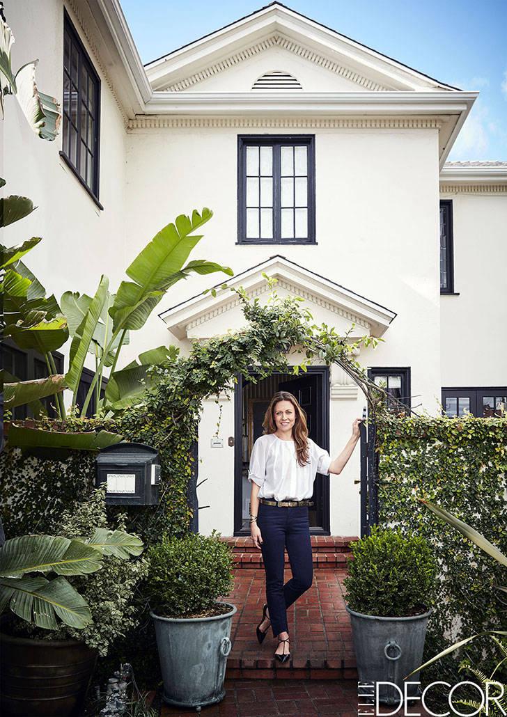 Дом в солнечном Лос-Анджелесе для дизайнеров из Нью-Йорка