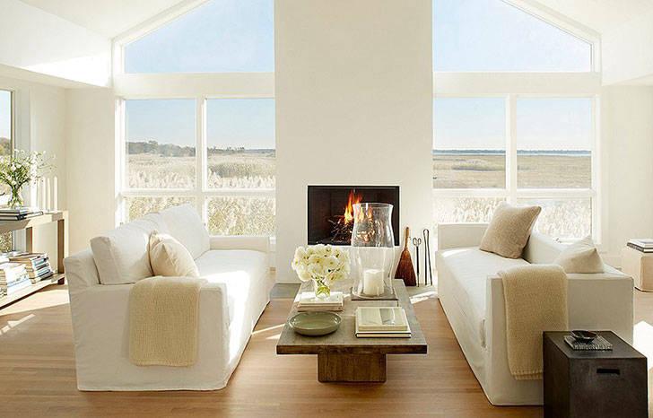 В чистом поле: дом дизайнера в интересной локации в США