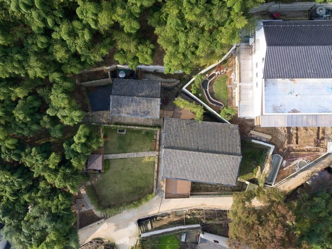 Загородный дом в Китае: диалог старого и нового
