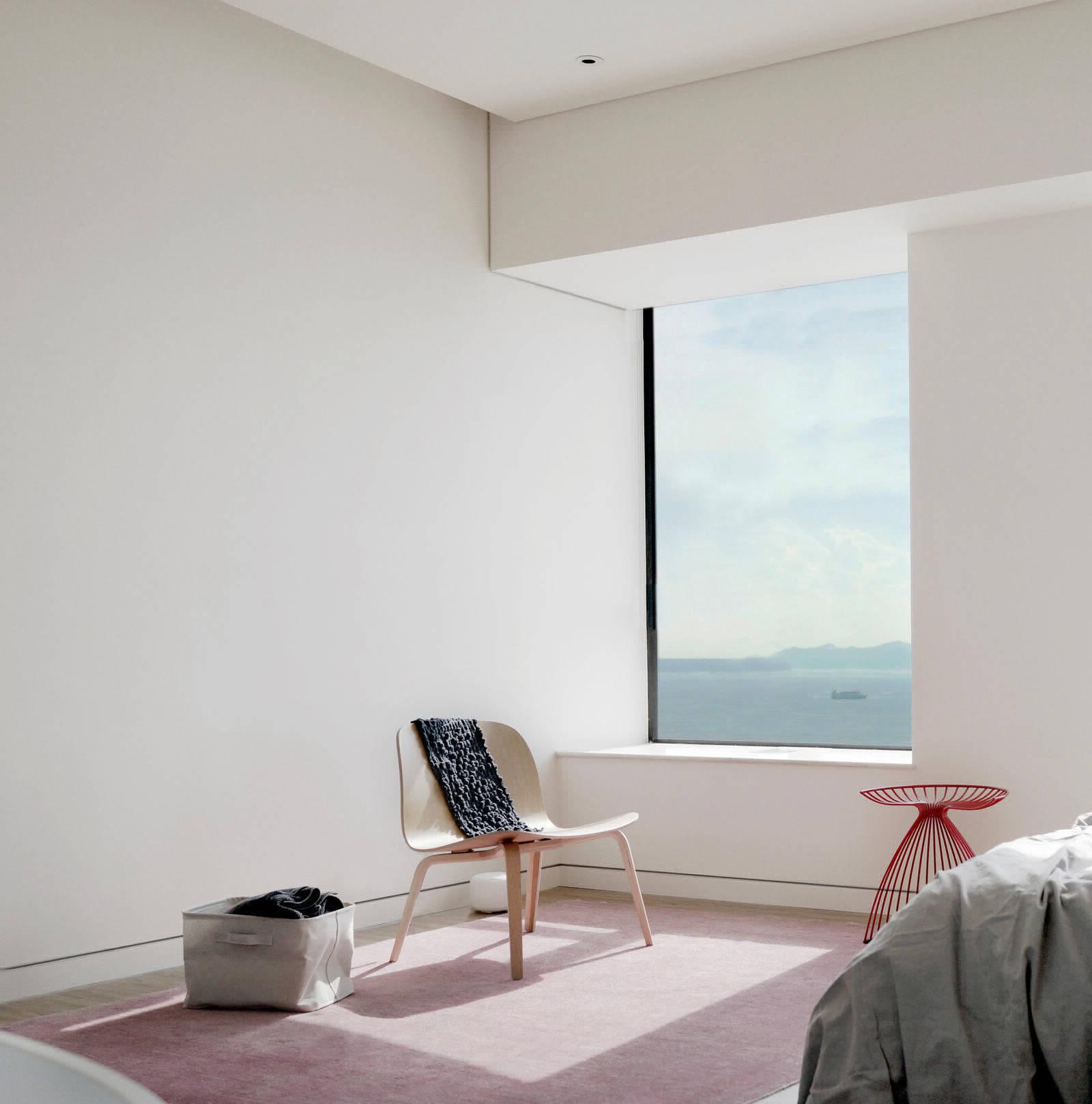 Феноменальная прозрачность квартиры в Гонконге