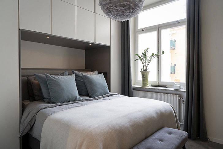 Минимум излишеств и максимум комфорта: лаконичная квартира в Швеции (77 кв. м)