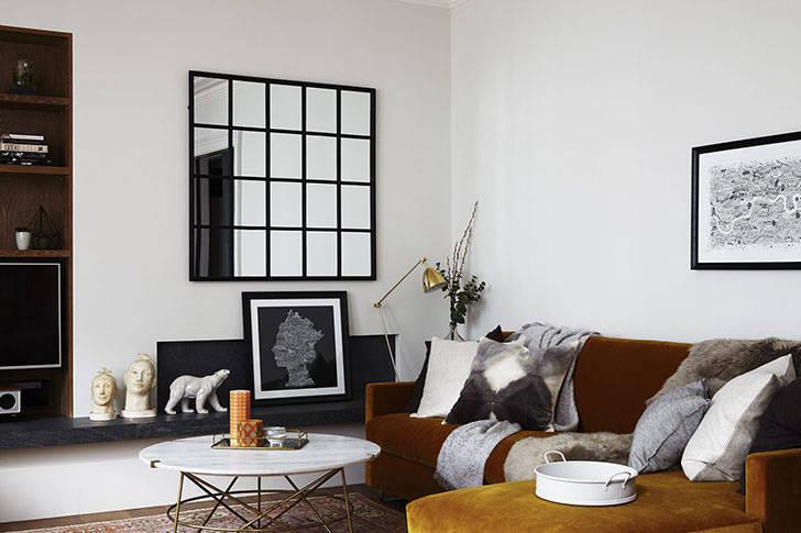 Стильная квартира в центре Лондона