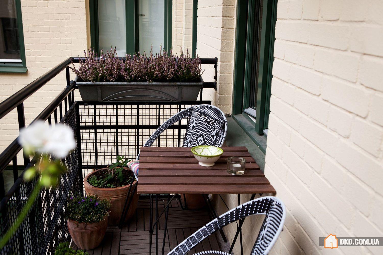 Уникальный интерьер балкона: фото реальных проектов.