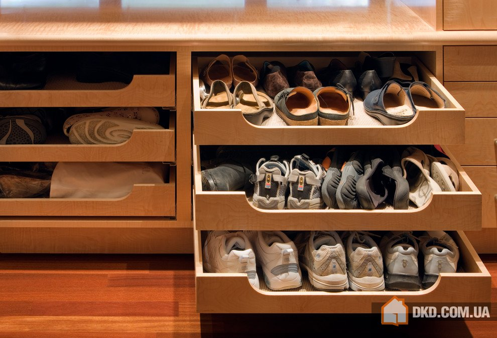 Полка для обуви своими руками.