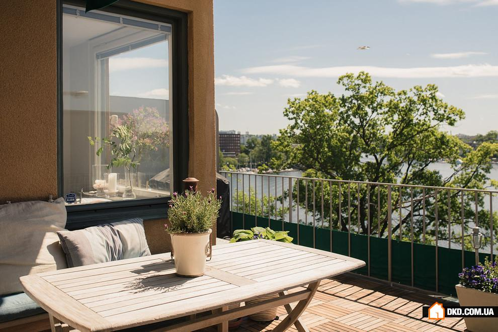 """Великолепные виды, открывающиеся с обычных балконов """" блог н."""