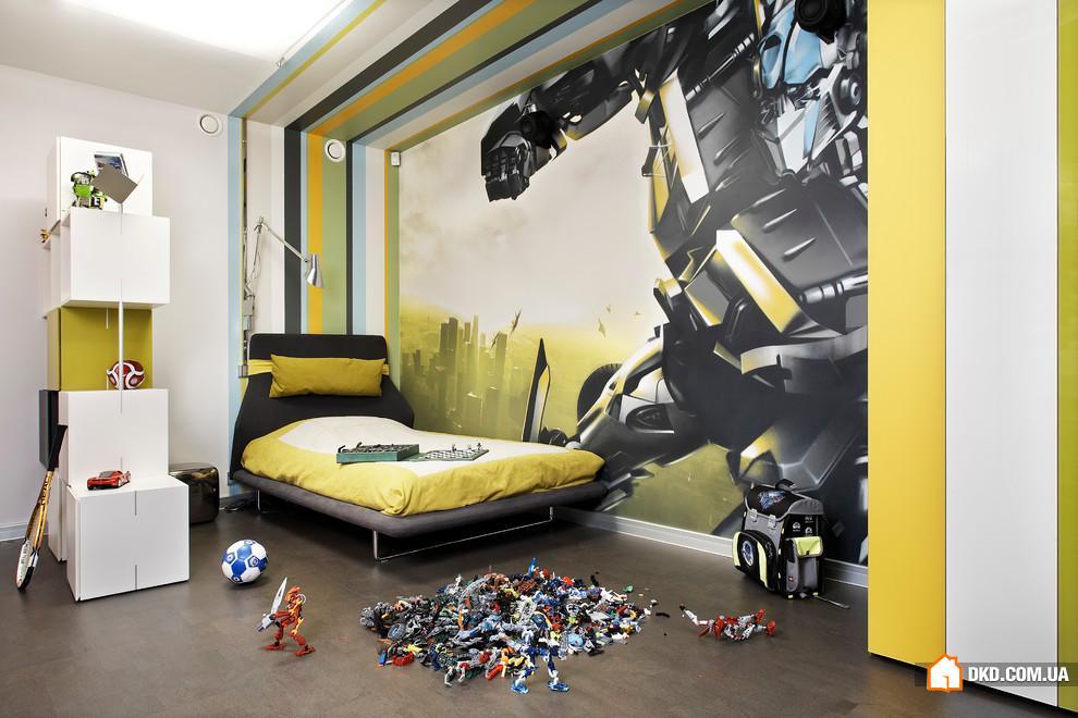 Интерьеры комнаты для мальчика 12 лет 3