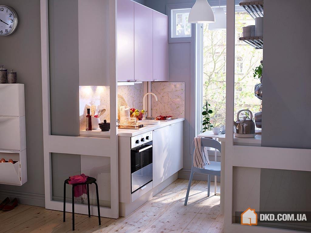 Маленькая кухня - 110 фото красивого дизайна кухни не большо.