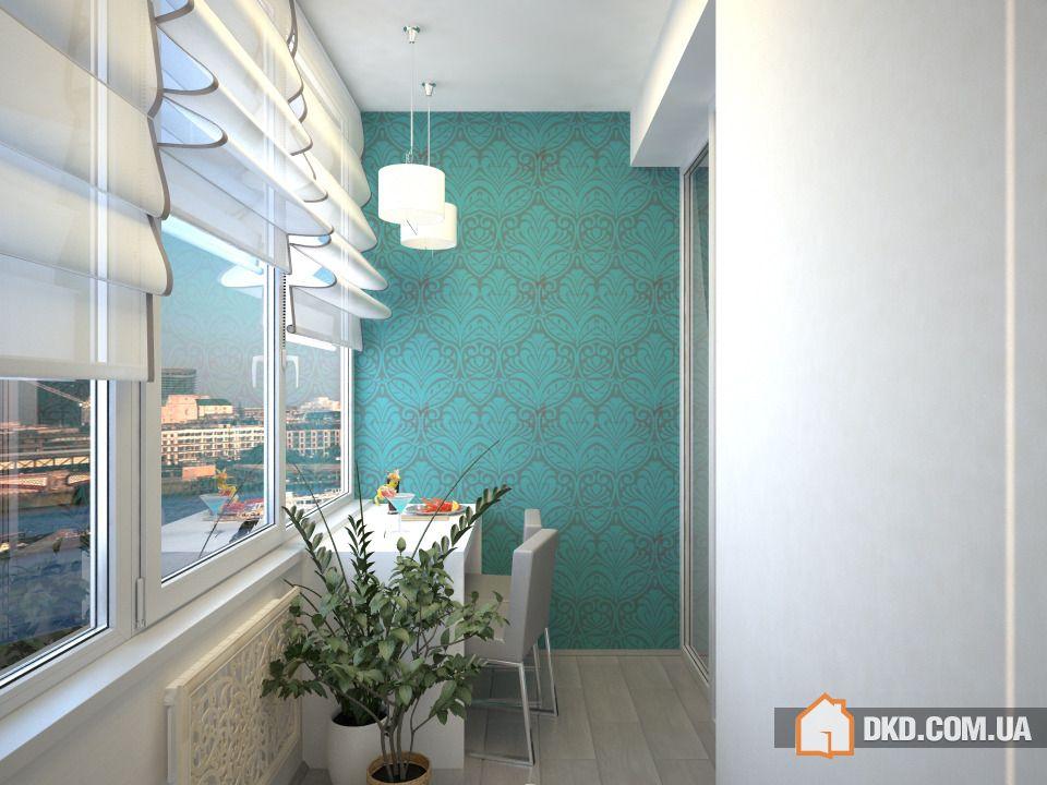 Объединение кухни и балкона - отличное решение, которое помо.