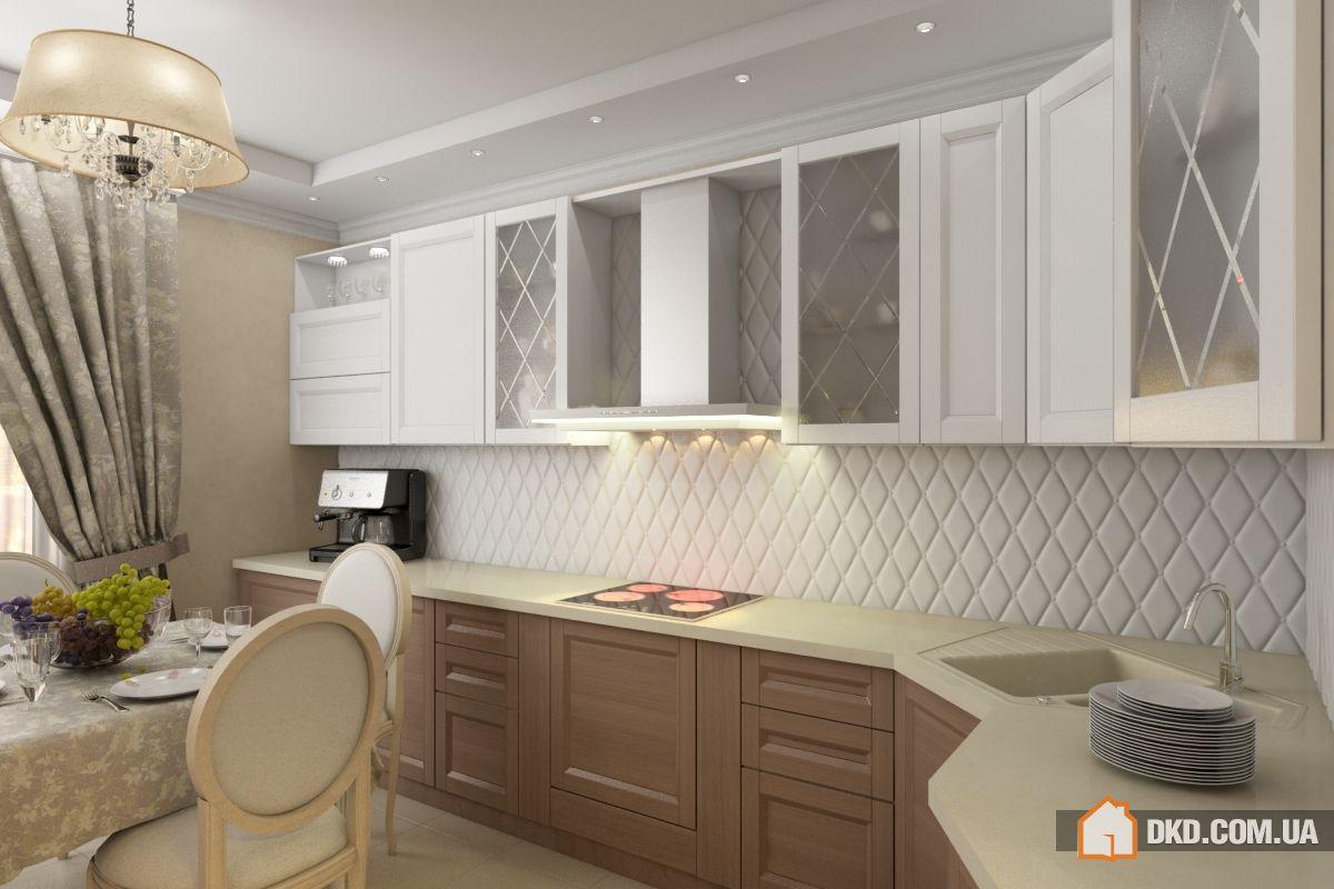 Дизайн кухни с эркером - блог про кухни: все о кухне - kuhny.