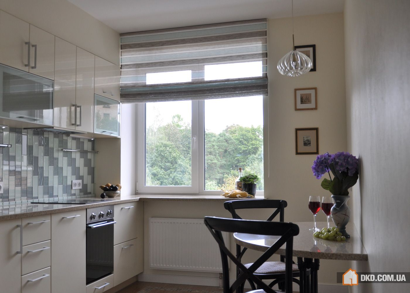 Дизайн интерьера маленькой кухни (51 фото) - 5 кв метров - с.