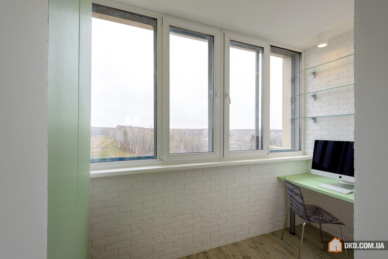 Интерьер квартиры холостяка площадью 29 кв. метров в новосиб.