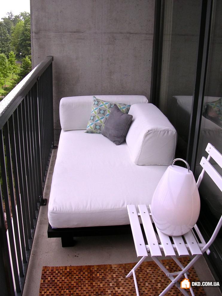 Дизайнерские идеи для перепрофилирования балкона.