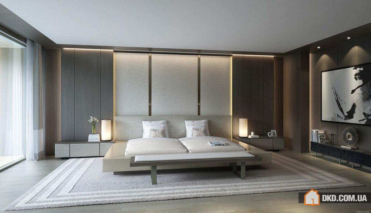 Дизайн спальни 2016 современные идеи фото