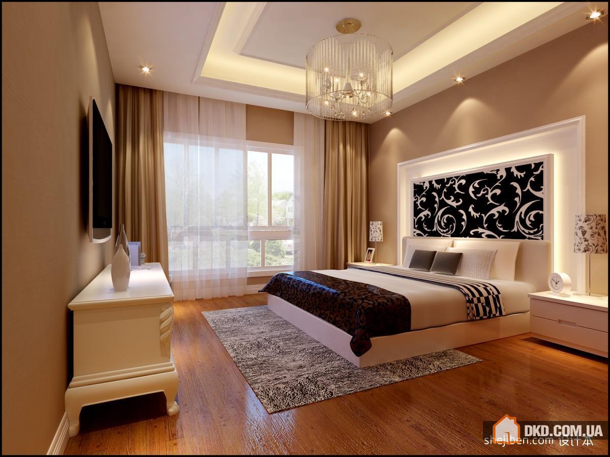 Дизайн спальни молодого человека 2017-2018 современные идеи