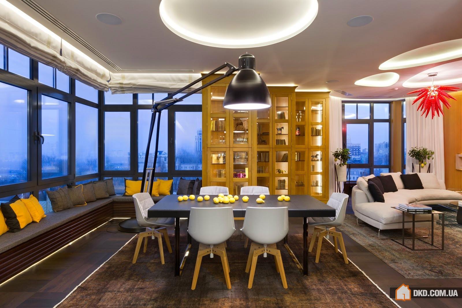 Современная квартира в Киеве от Baraban+