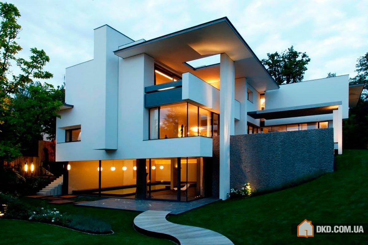 Самый красивый фасад 3х этажного дома
