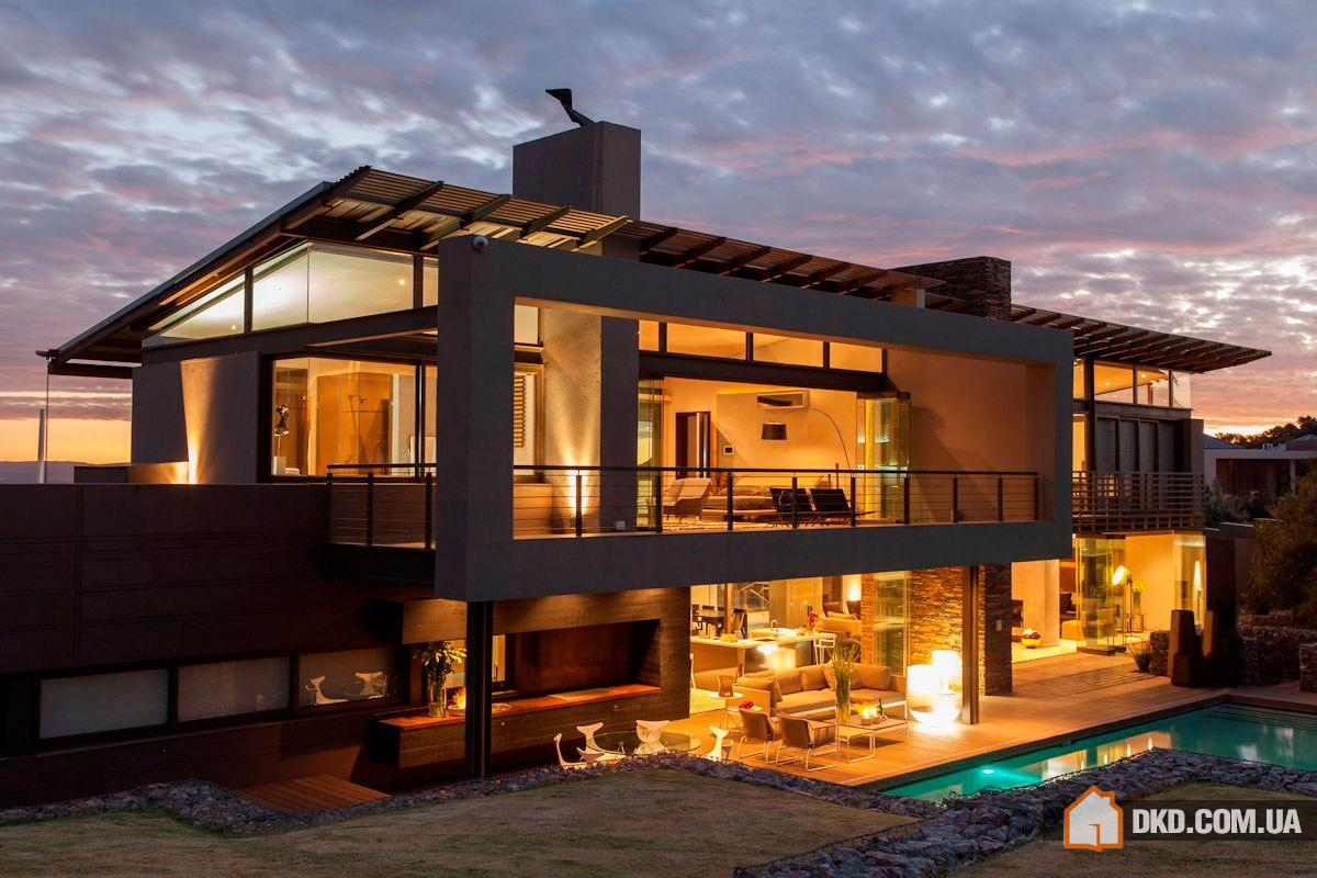 Фото красивых дизайнов домов