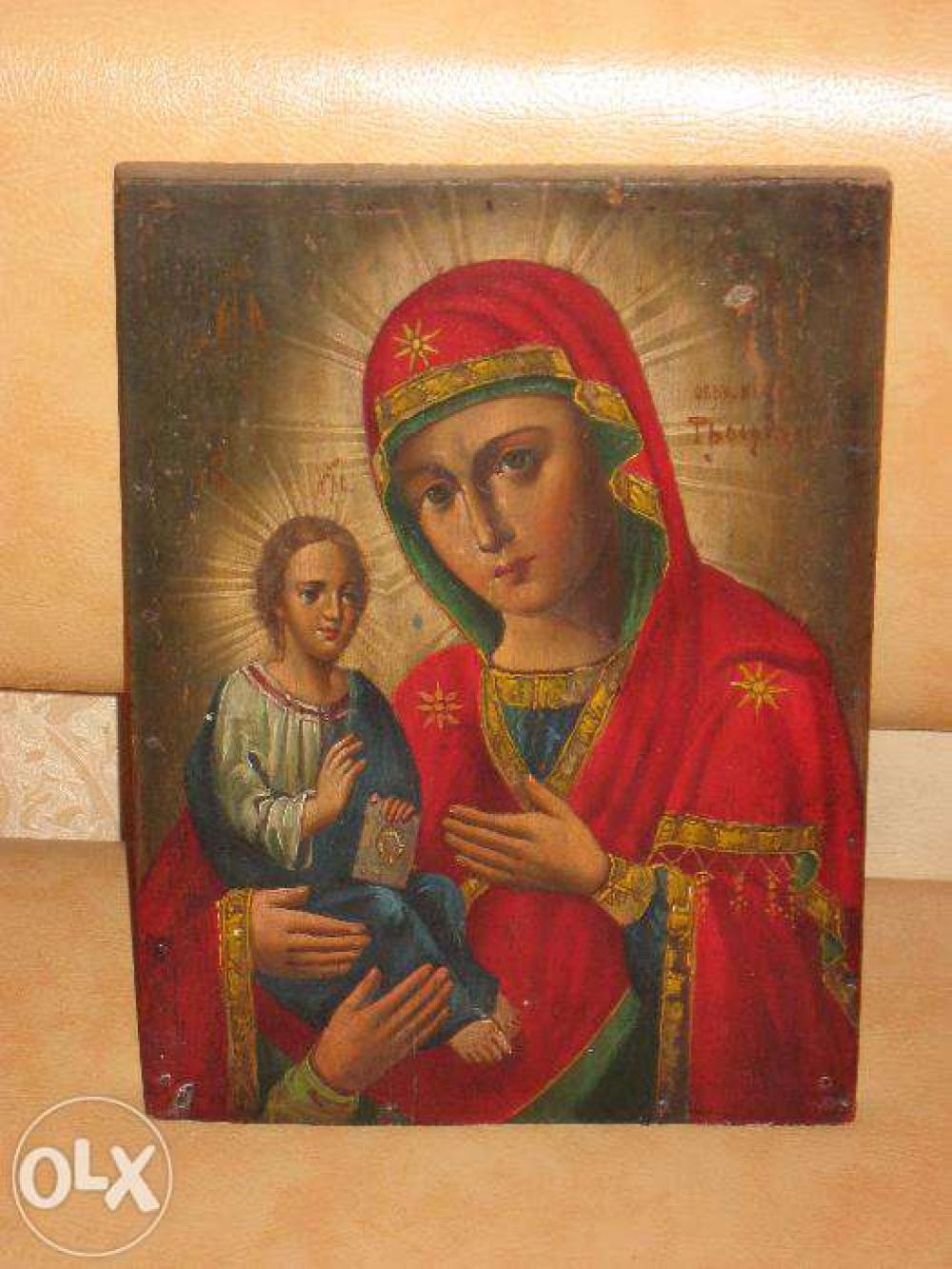 Реставрация икон в саратове