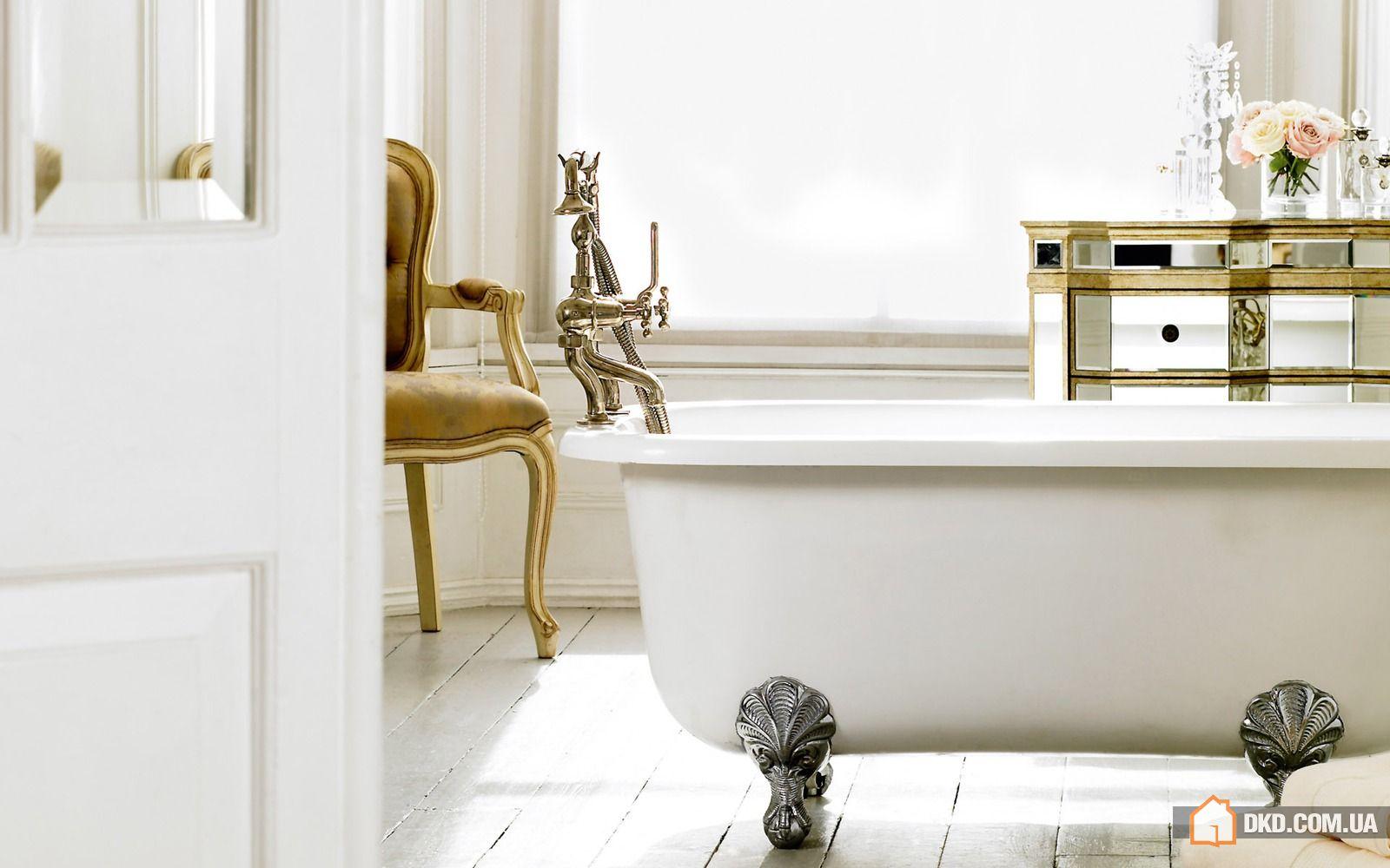 Обои для рабочего стола интерьеры ванная