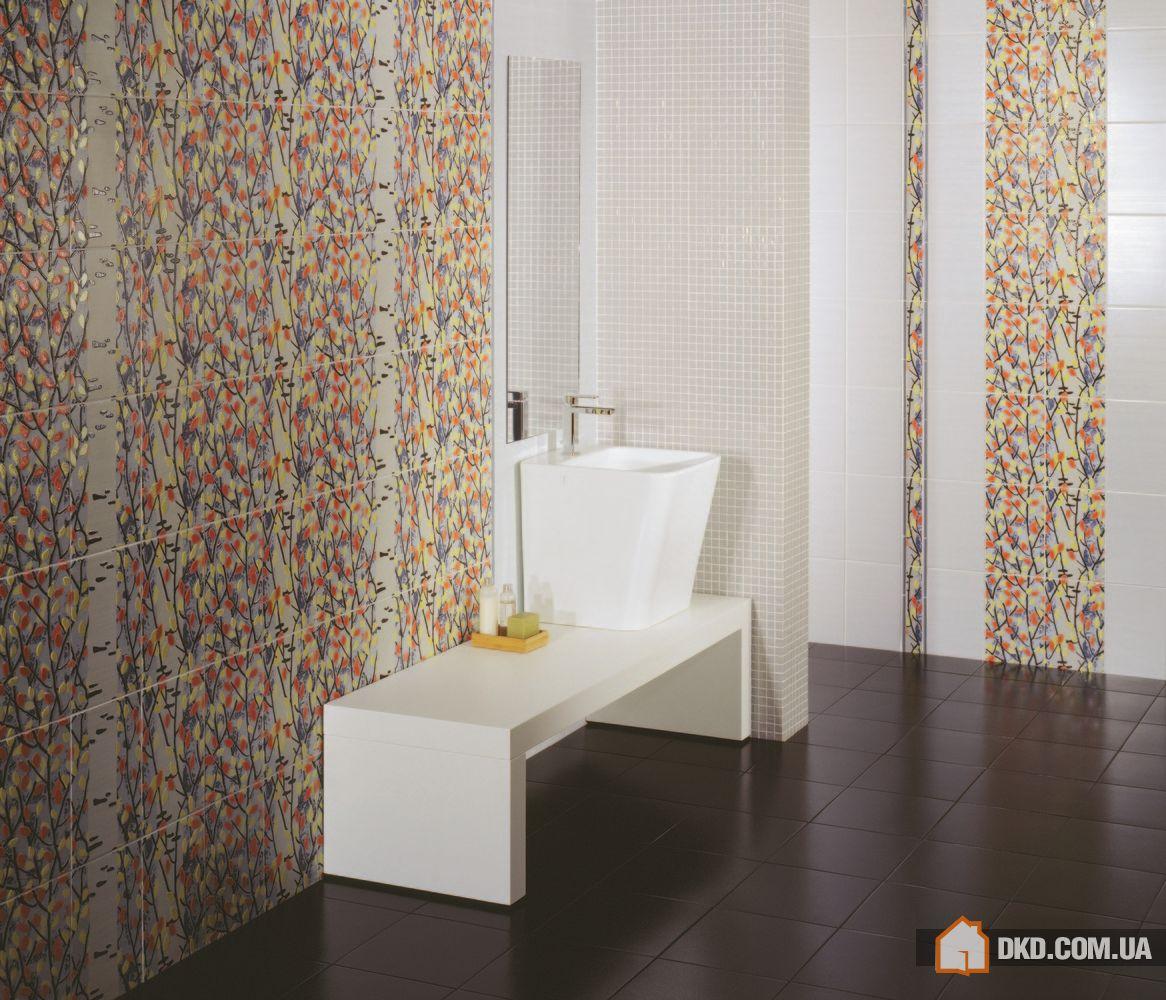 Дизайн плитки керама марацци для ванной