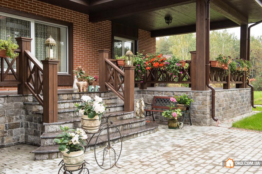 Дизайн террасы. 50 вариантов - Сундук идей для вашего дома ...